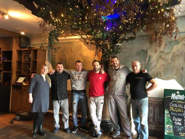 Kleine Griek Team